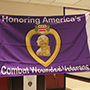 Purple Heart Flag: Honoring America's Combat Wounded Warriers