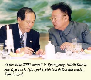 An 'Iron Hand' Bridges the Korean Divide, FDU Magazine Online